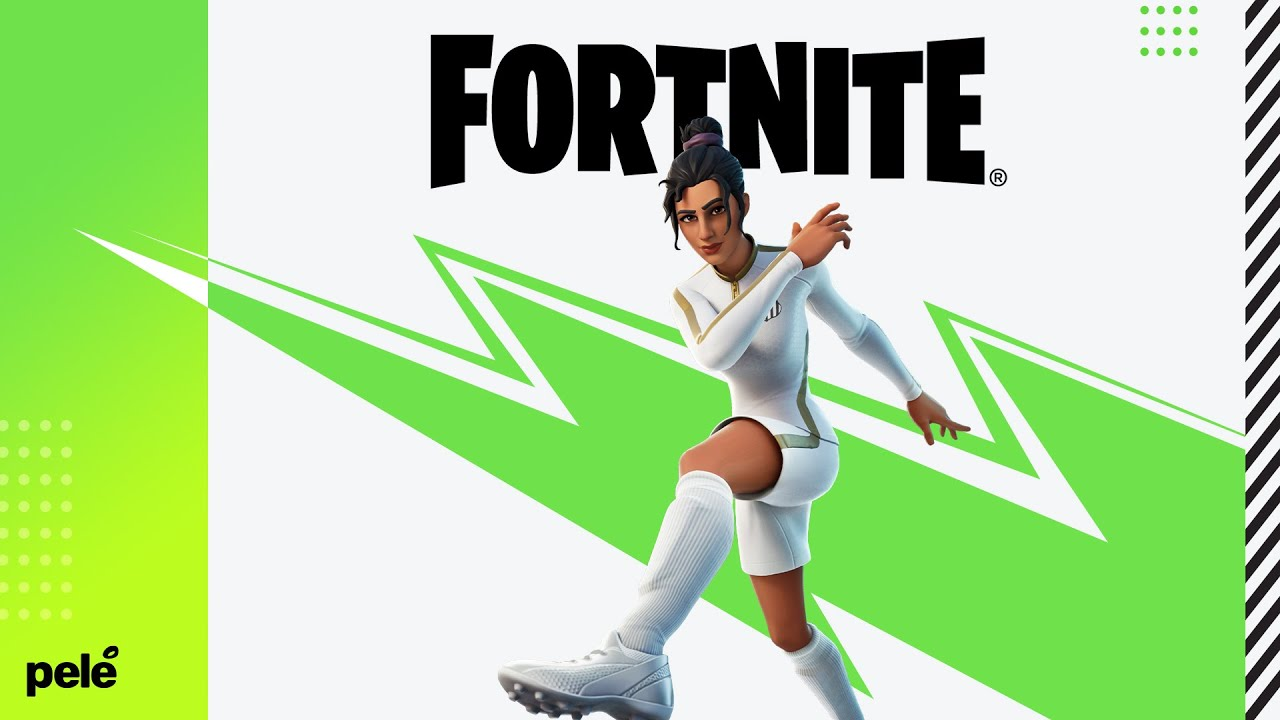 Fortnite launches Pele cup