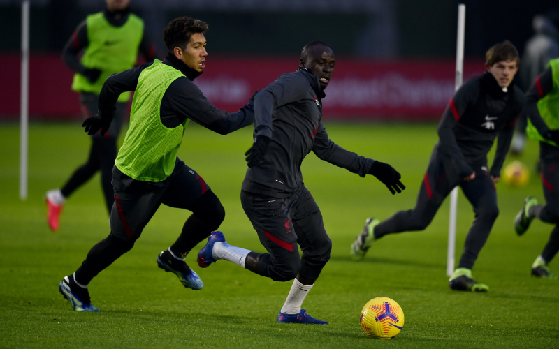 Mane and Firmino