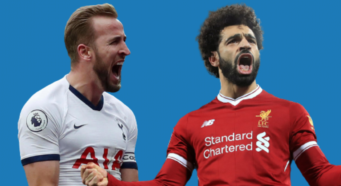 Kane and Salah