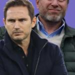 Chelsea sack Frank Lampard