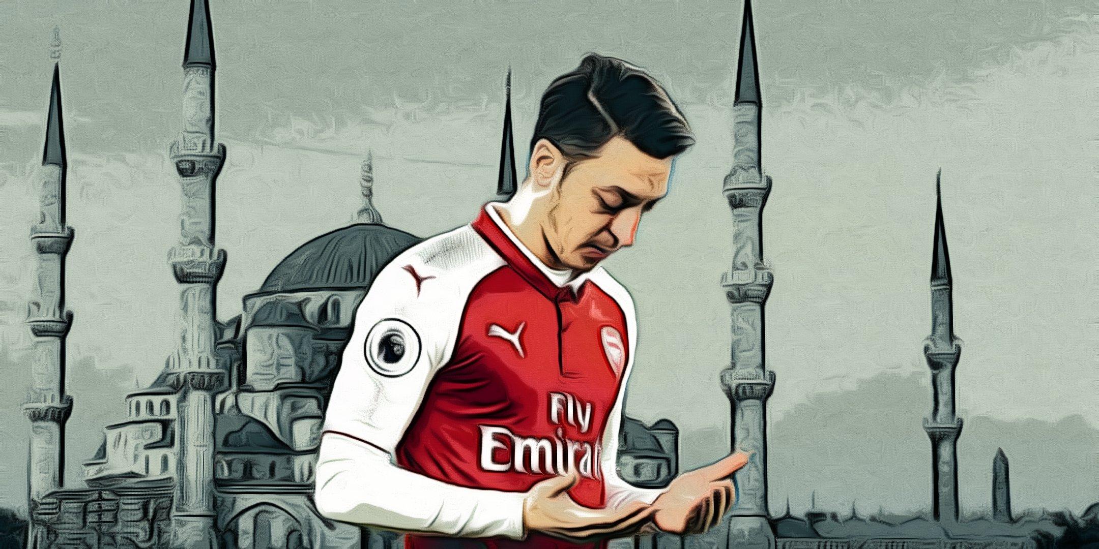 Mesut Ozil to Fenerbahce