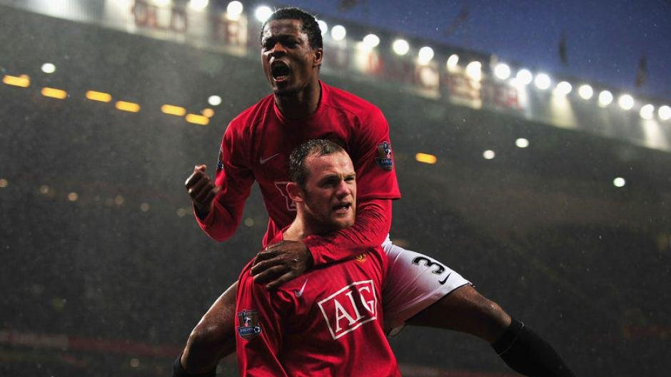 Evra Manchester United