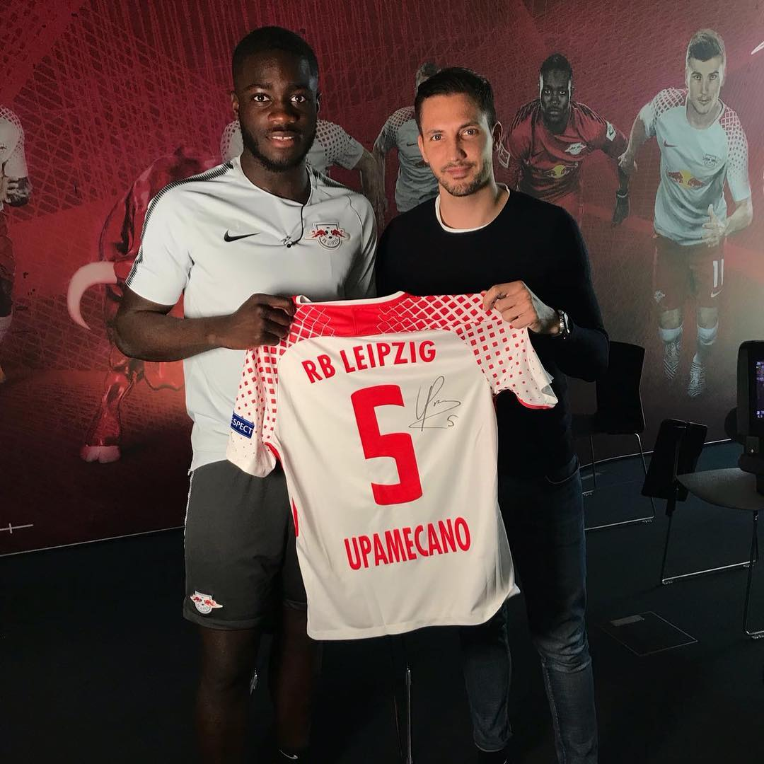 Dayot Upamecano 10 things you need to know
