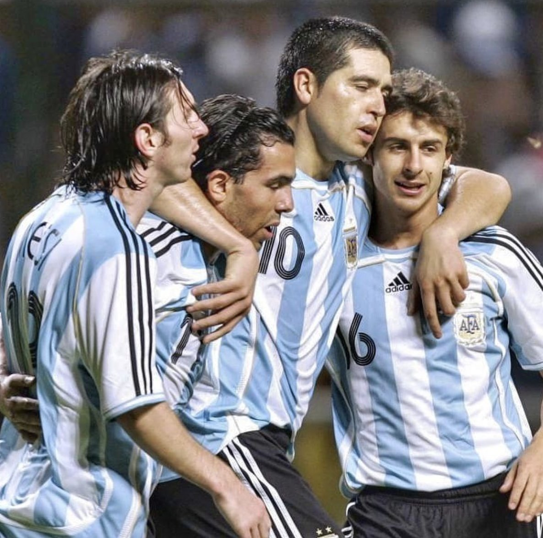 Aimar argentina 2