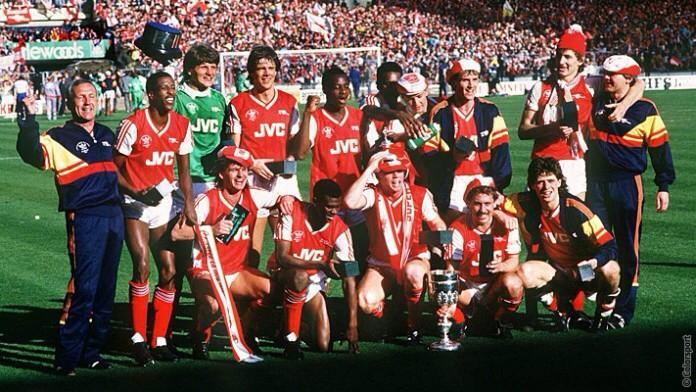 Arsenal 1987