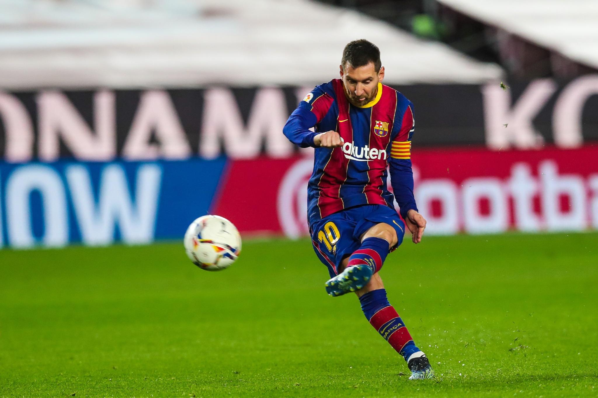 Messi to PSG