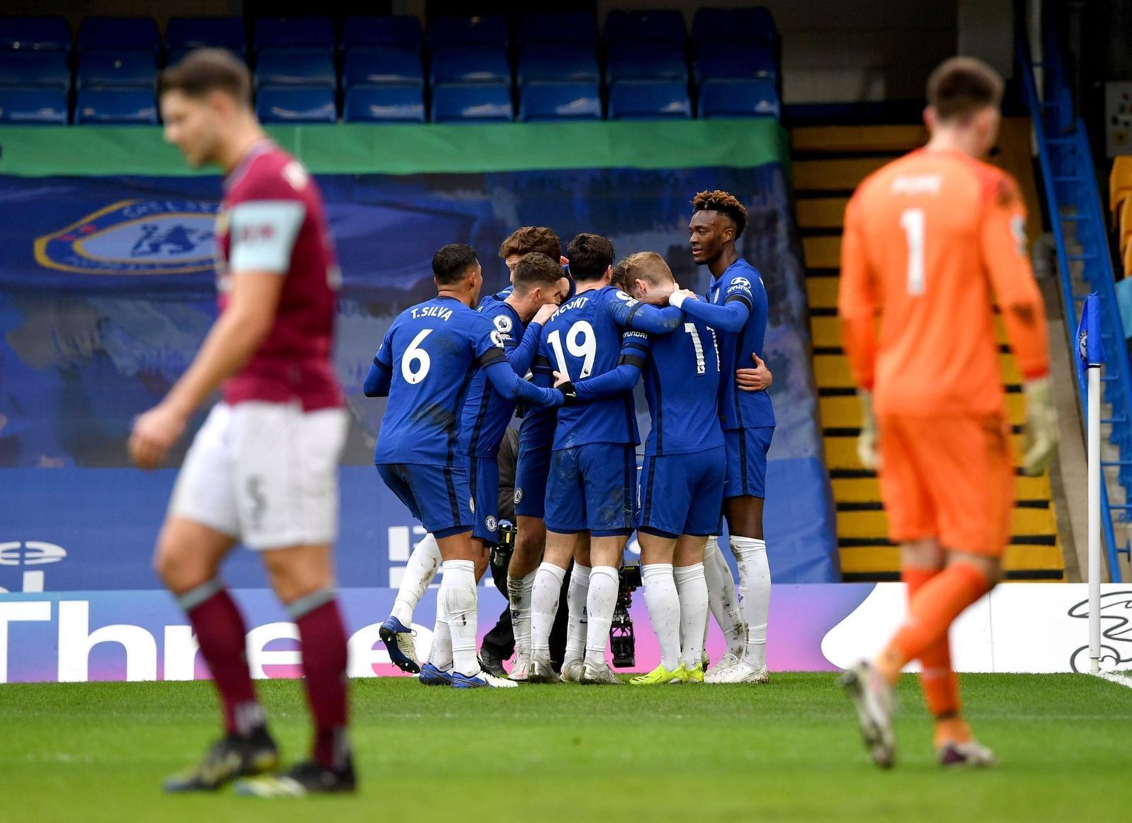 Chelsea win over Brighton