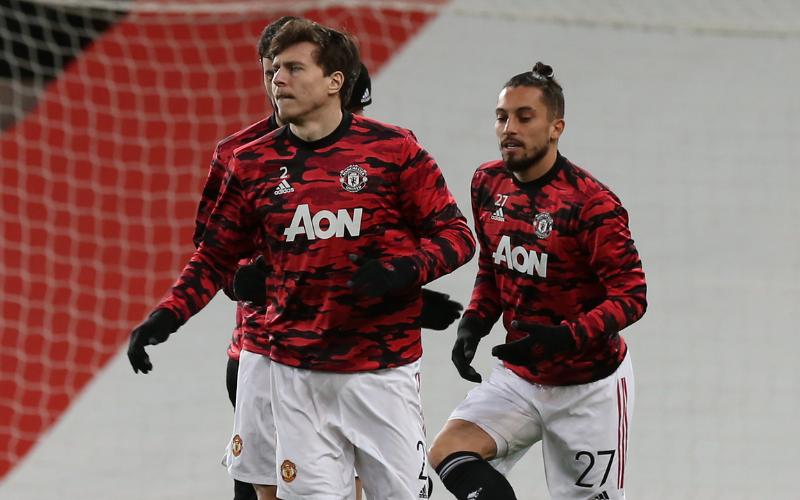 Manchesetr United Training