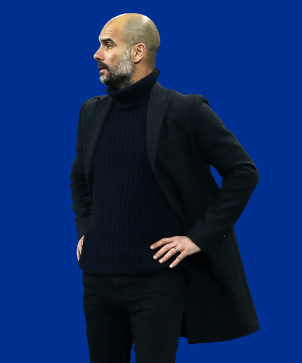 Manchester city pep