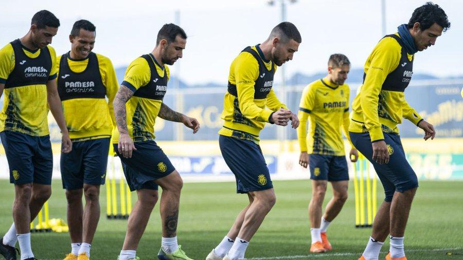 Villarreal Squad