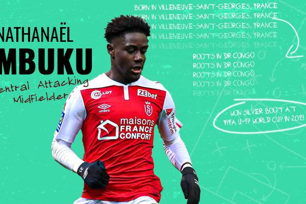 Nathanael Mbuku Player Profile