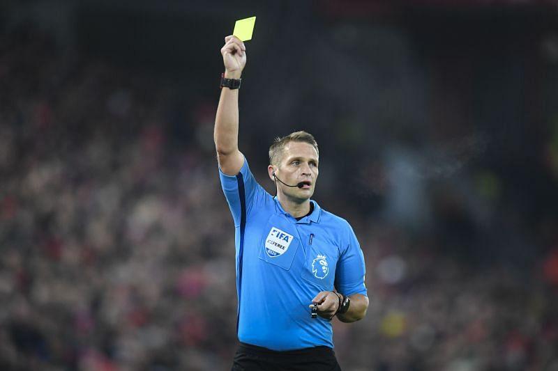 premier League referees bonus slashed