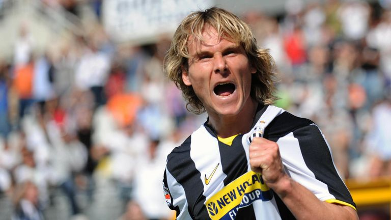 Pavel Nedved Ballon d'Or