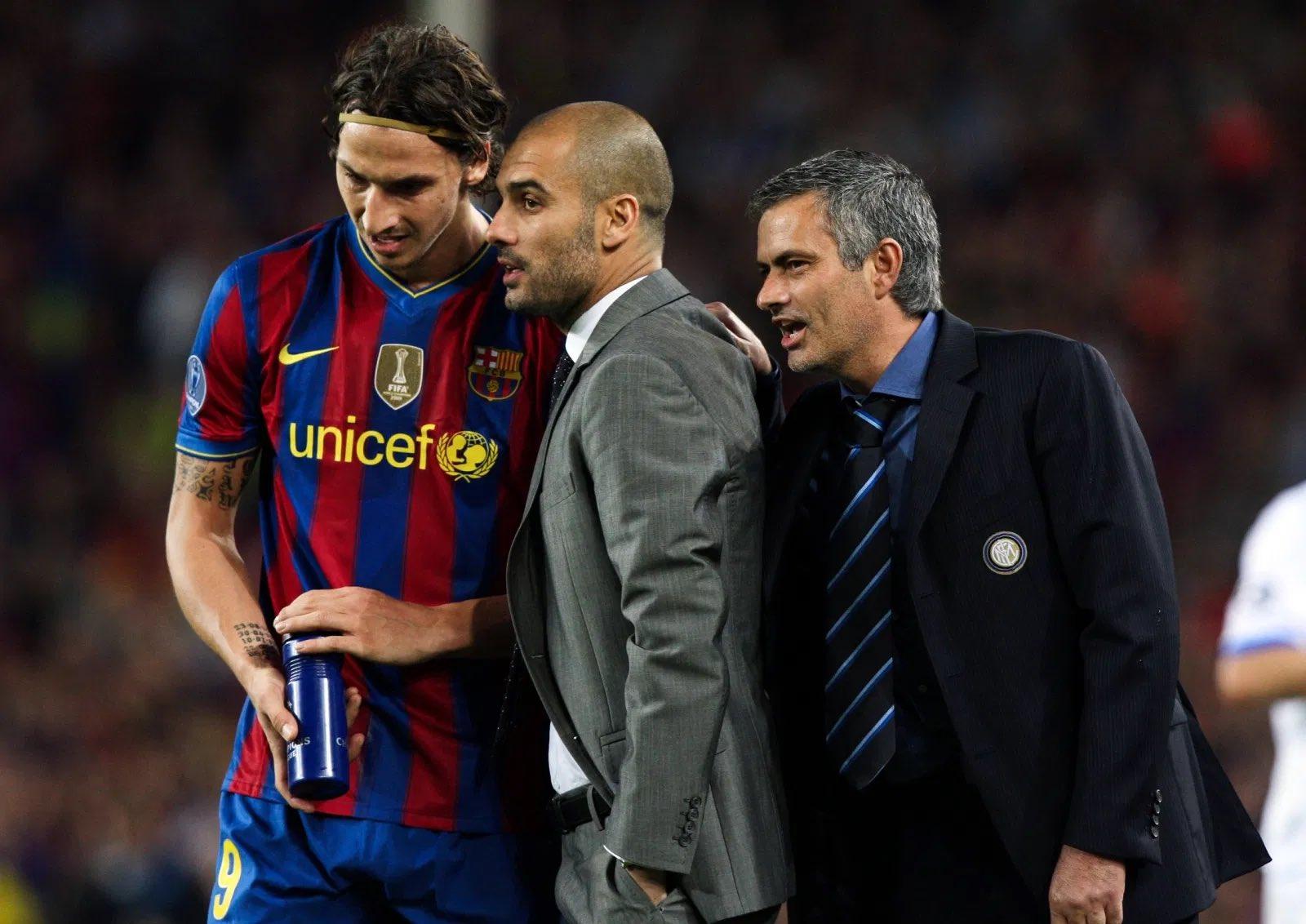 Jose Mourinho Fall