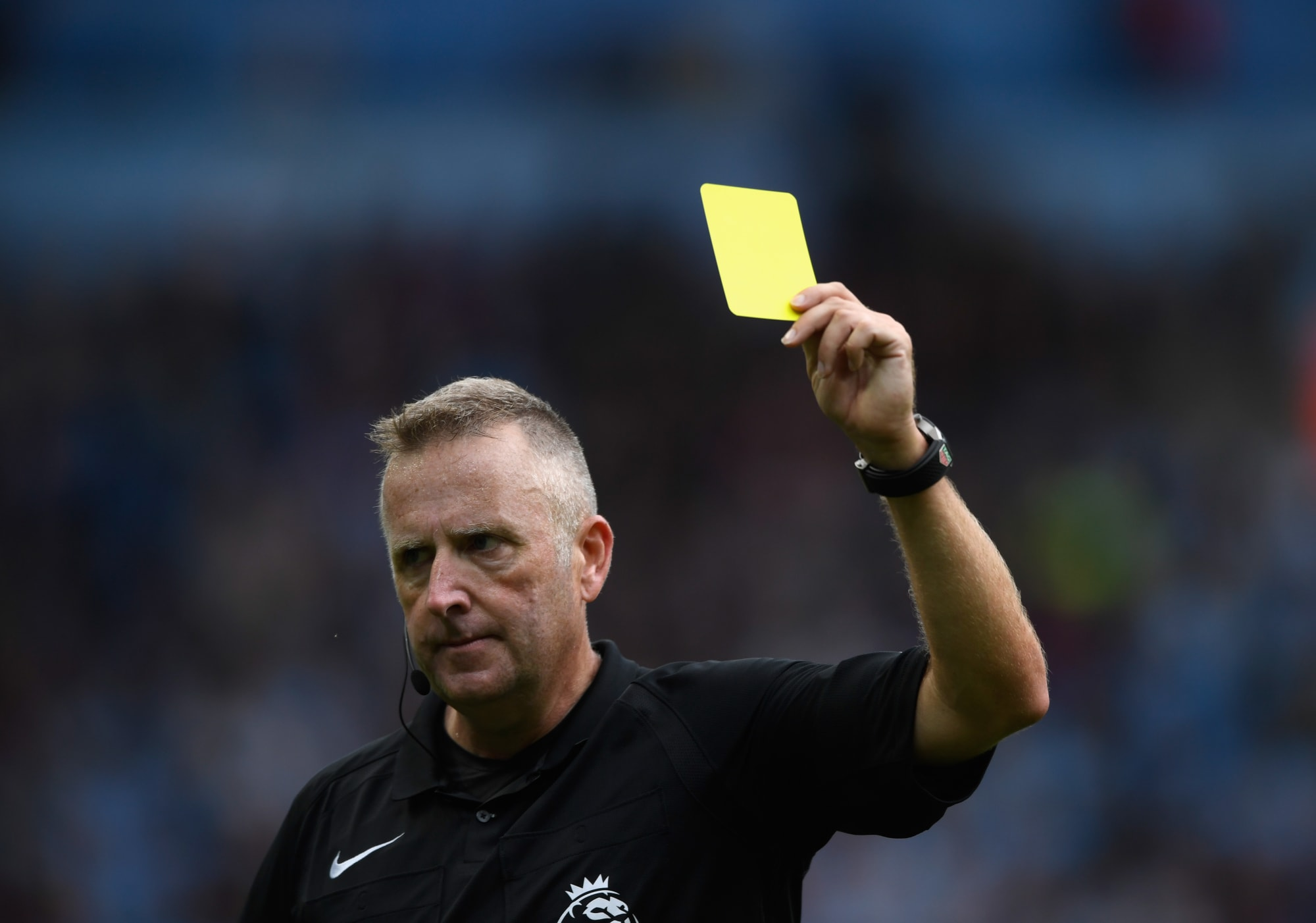 Premier League referees taking bonus hit