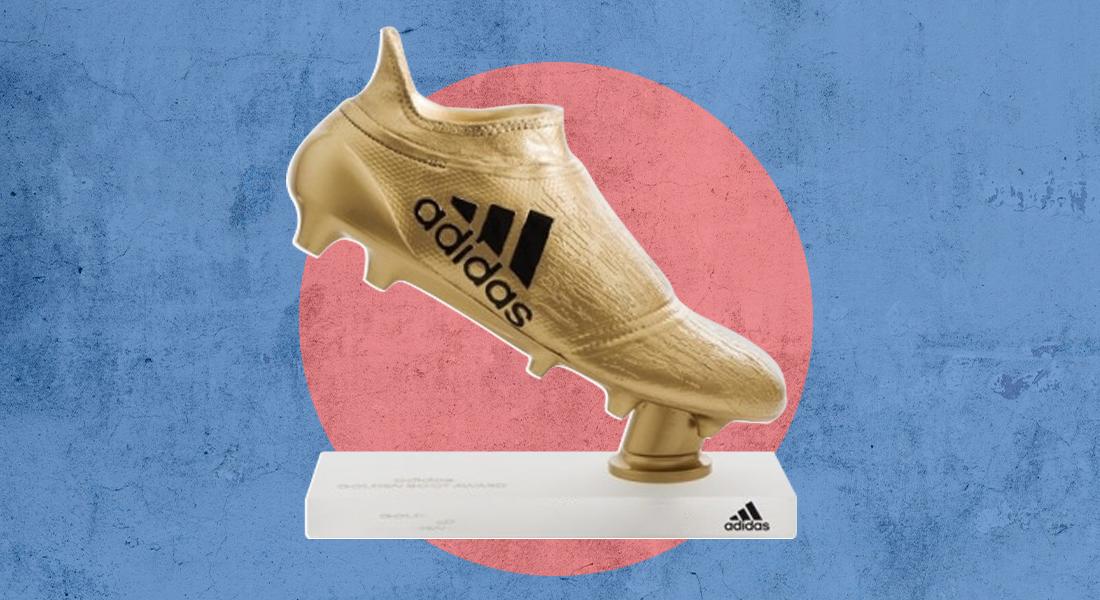 Euros Golden boot