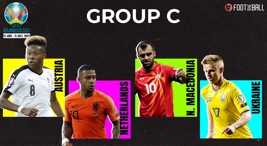 Group C Euro Fixtures