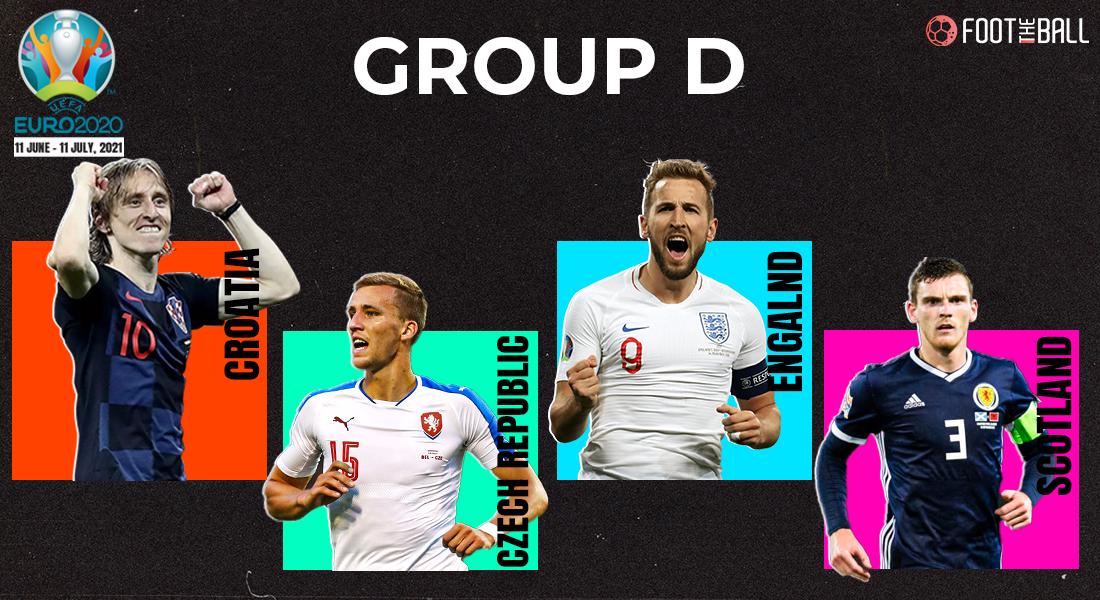 Group D Euro Fixtures
