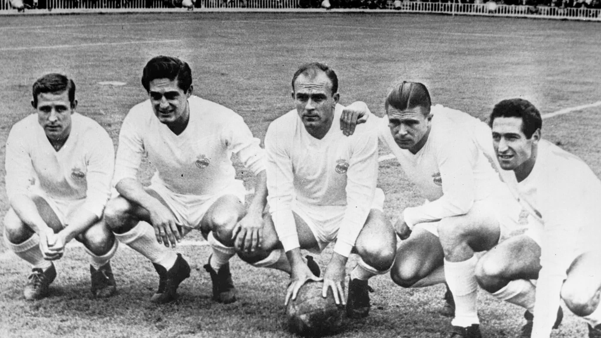 Los Blancos Real Madrid 1
