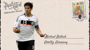 Michael Ballack Unclucky Little Kaiser