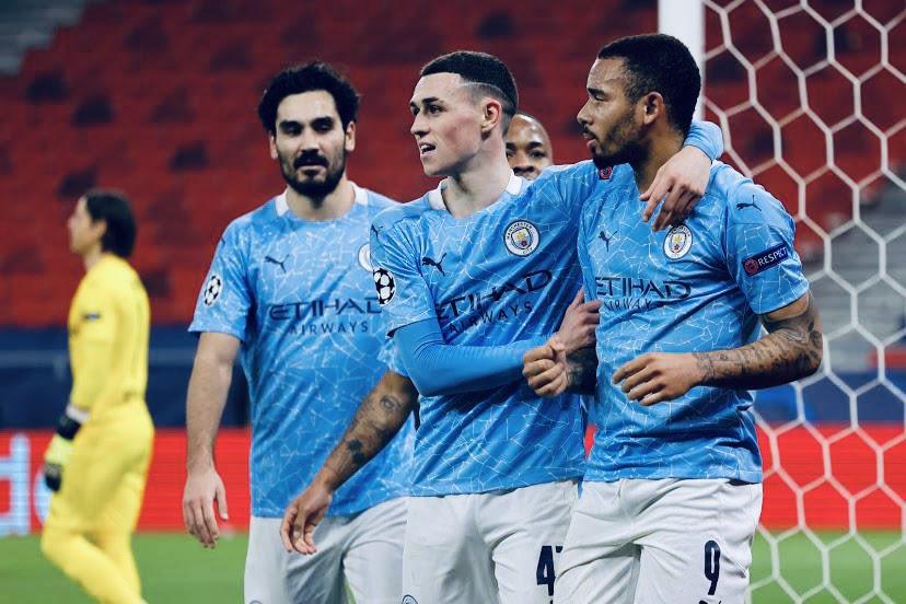 Manchester City Squad