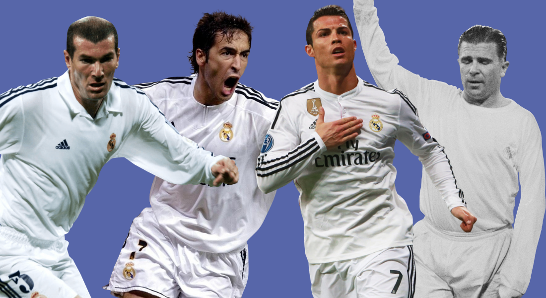 Los Blancos Real Madrid 3