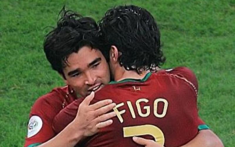 Deco and Figo