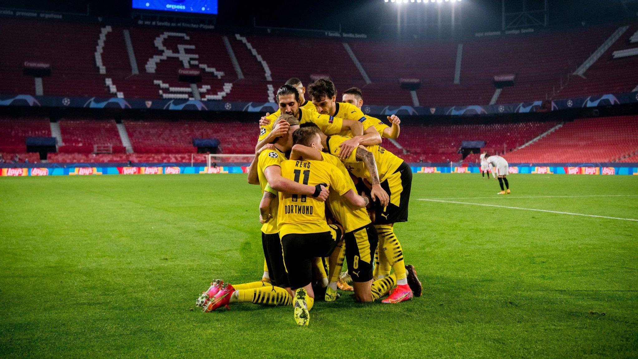 Borussia Dortmund vs Sevilla Prediction Preview
