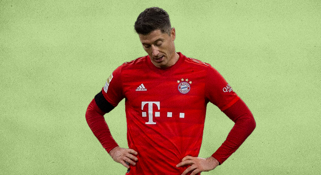 lewandowski injury