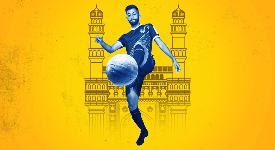 nikhil poojary ISL