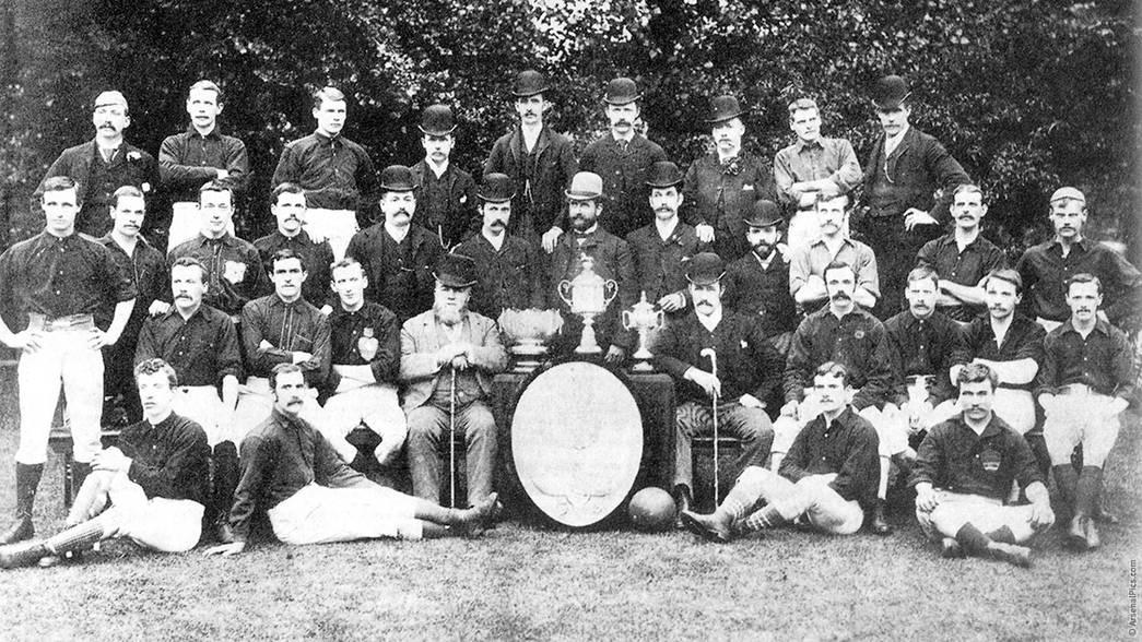 Arsenal Founding members