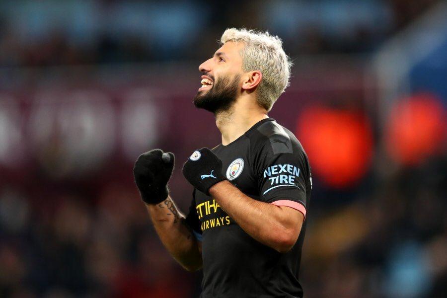 Sergio Aguero to Chelsea