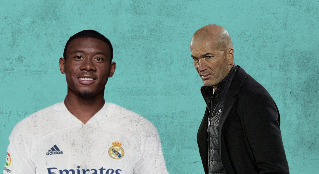 Alaba to real madrid