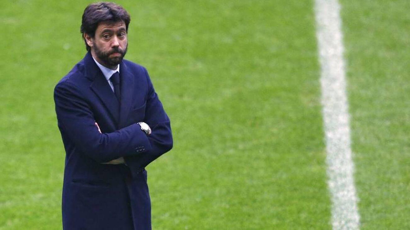 Andrea Agnelli Concedes Defeat, Super League over