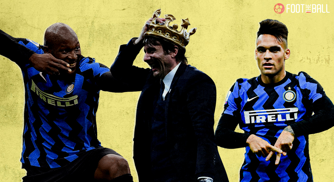 Inter Milan Conte