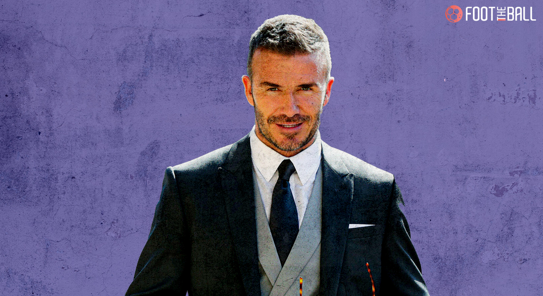 Beckham Disney plus