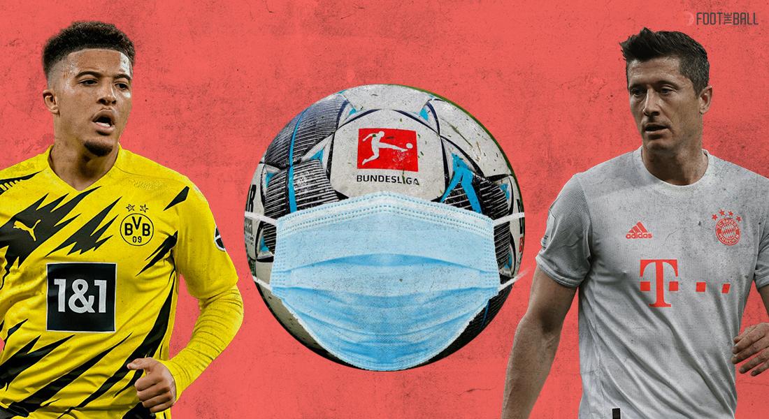 Bundesliga quarantine camps