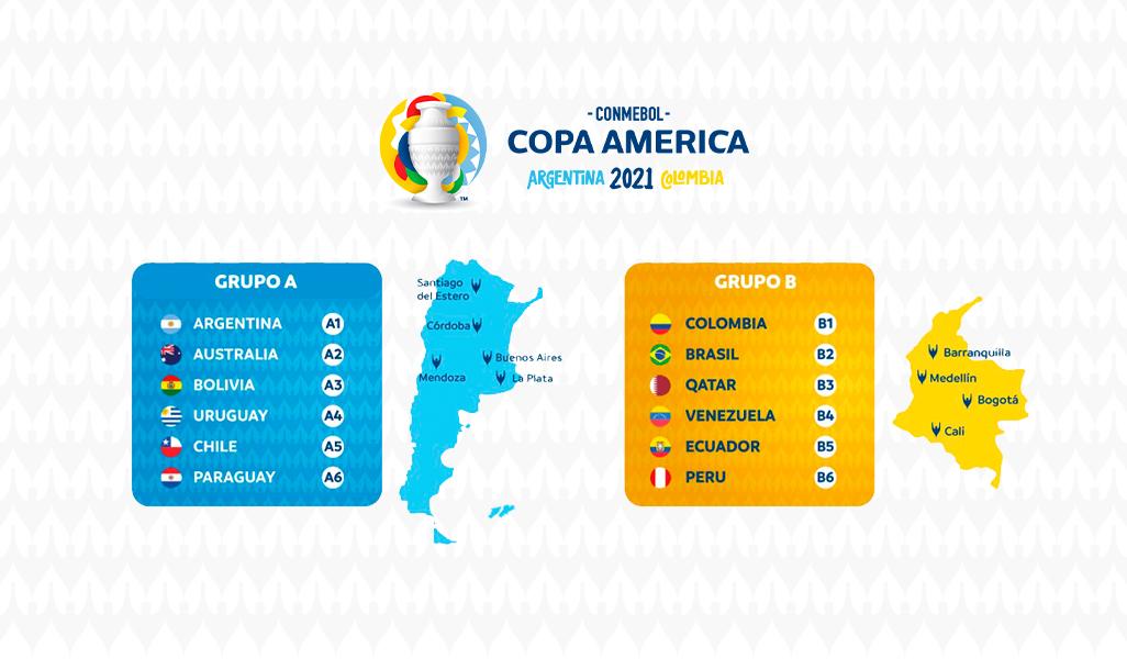 Copa America 2021 Australia Qatar
