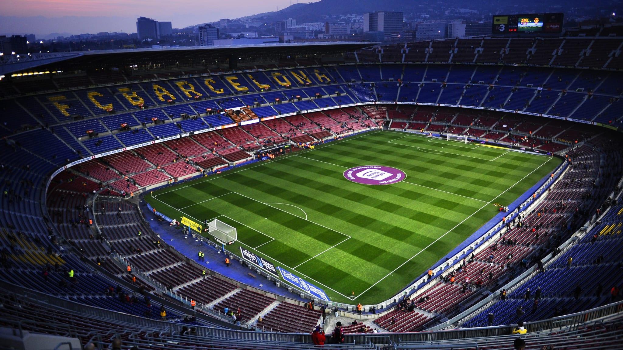 famous stadium