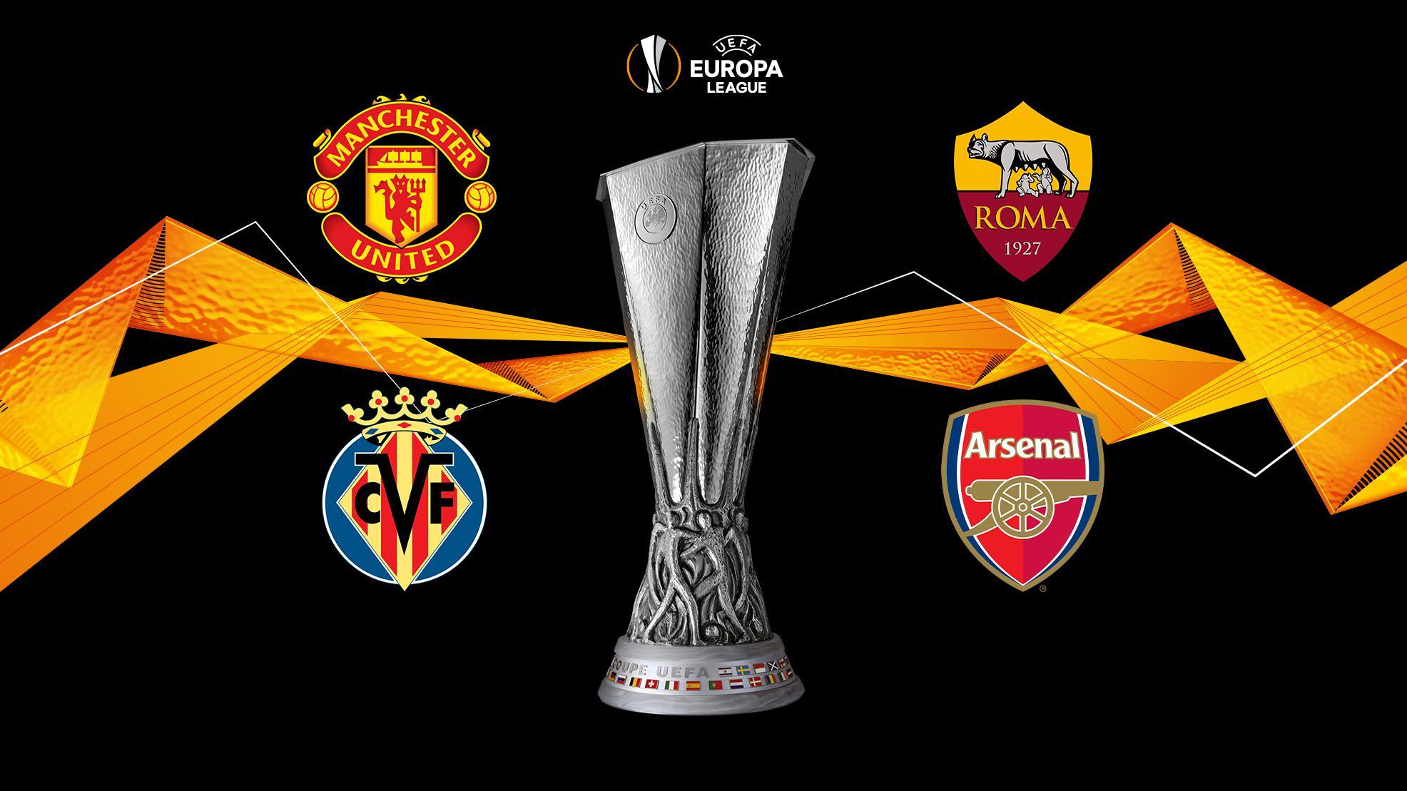 UEFA EUROPA league 2021 semi finals