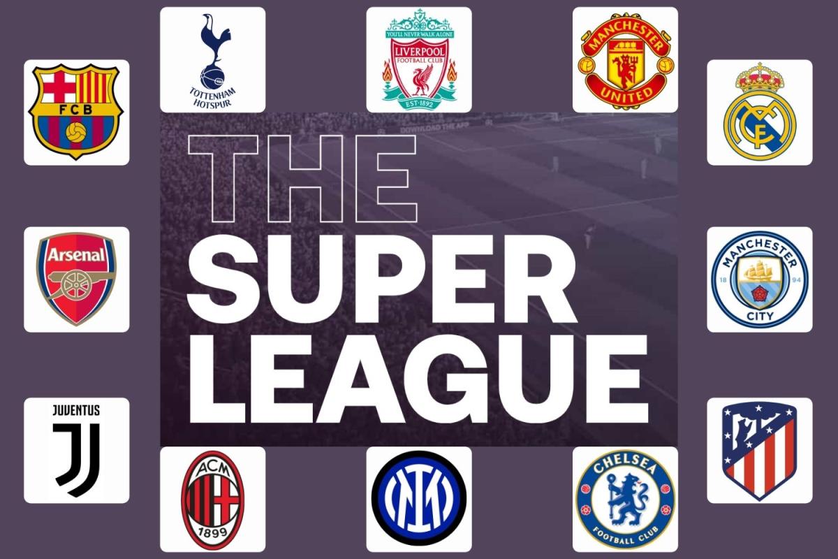 The european super league