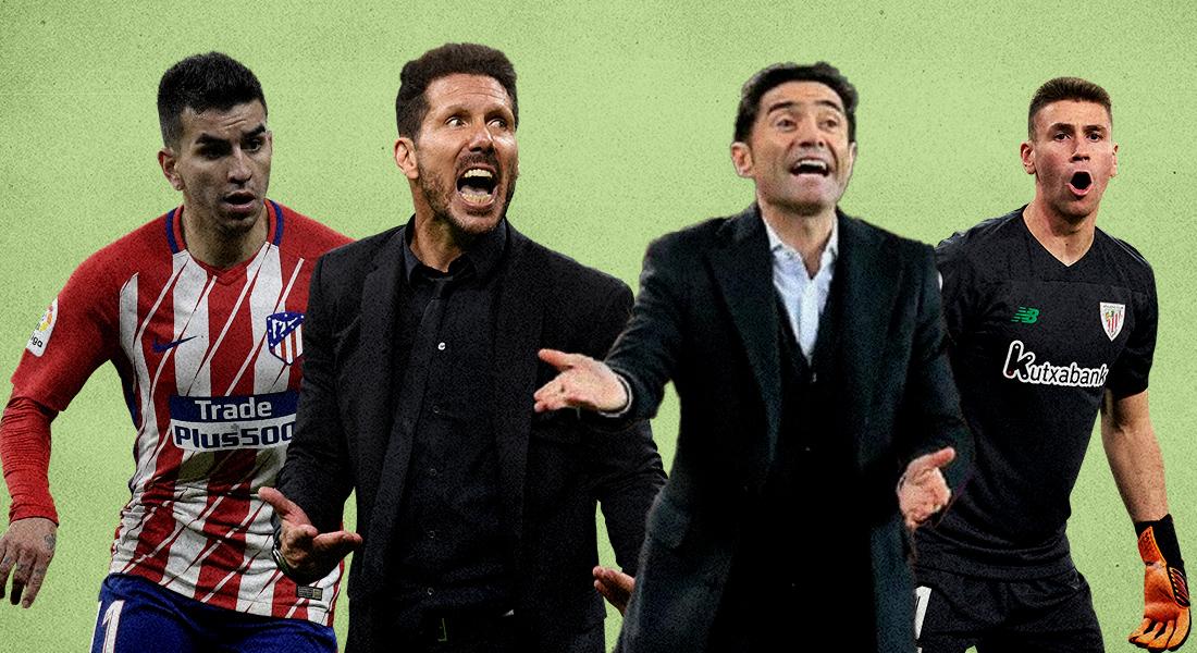 Athletic Bilbao vs Atletico Madrid Preview