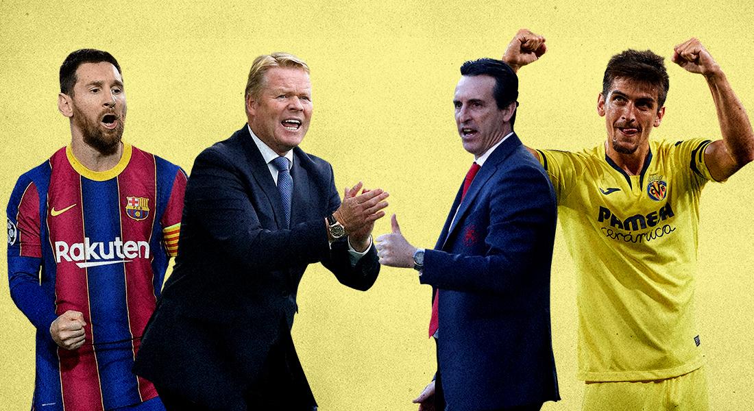 Barcelona Villarreal Preview