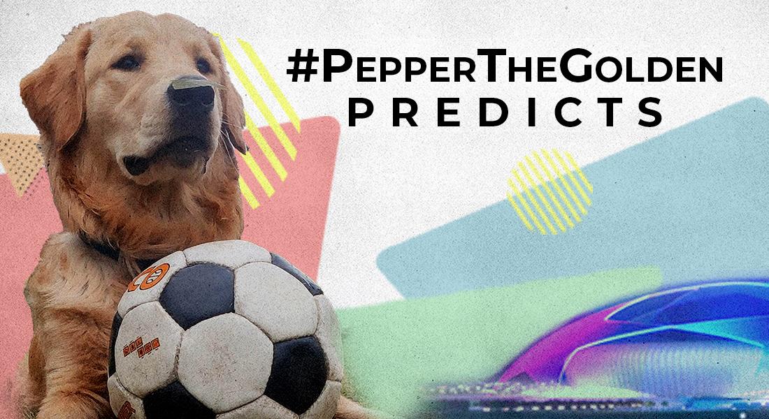 Pepper The Golden Champions League Euro 2020 Copa America predictions