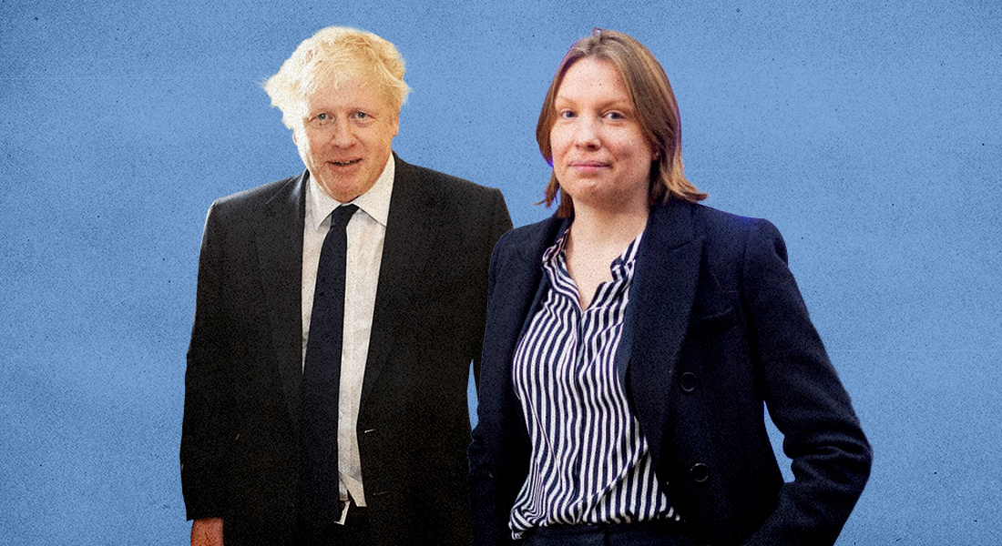 Boris Johnson, Tracey Crouch-chair of fan-led review