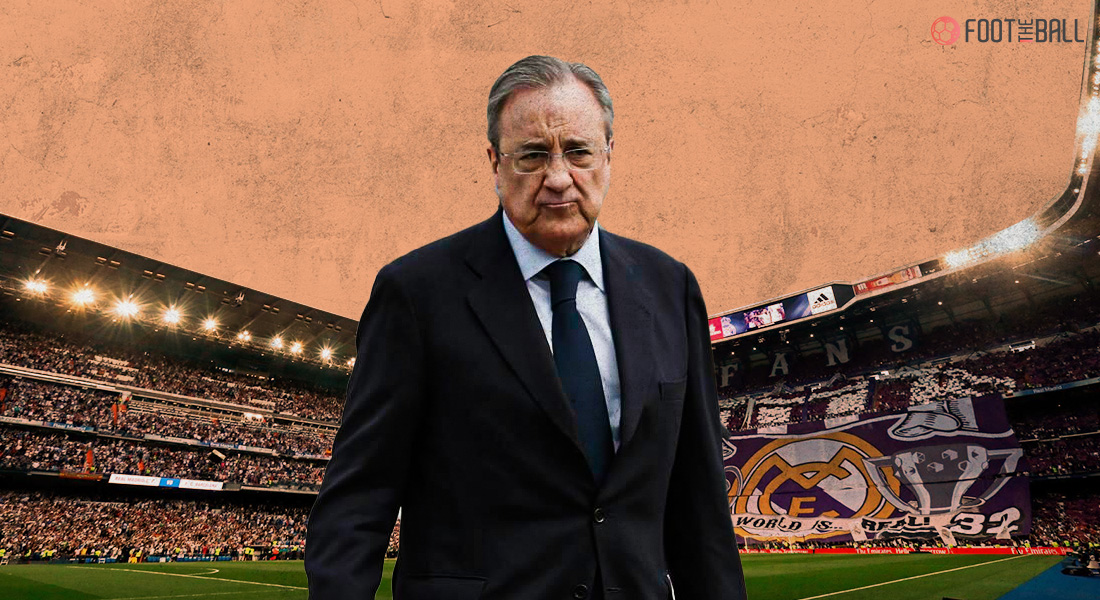10 things you didn't know about Florentino Perez