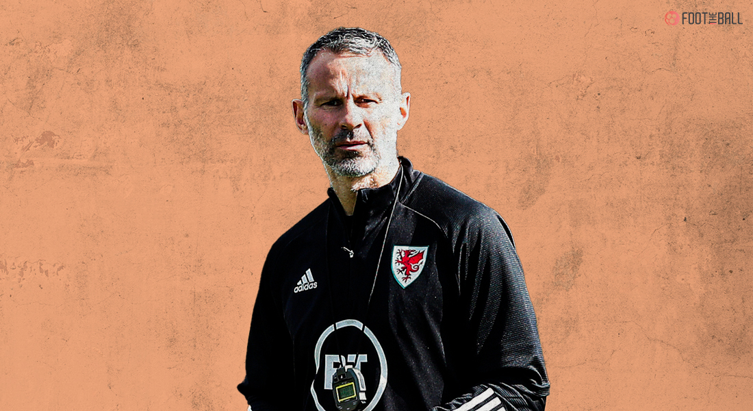 Giggs Sacked as Wales Manager