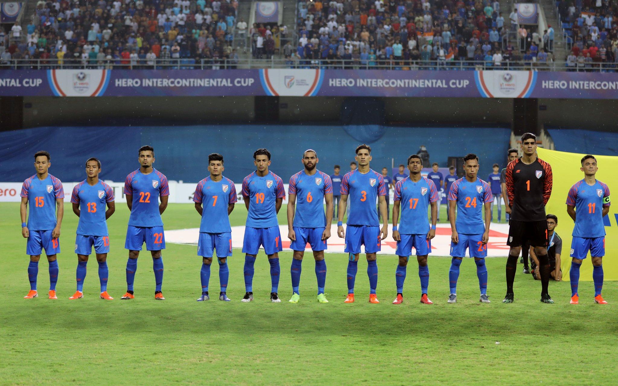 India Copa America 2021