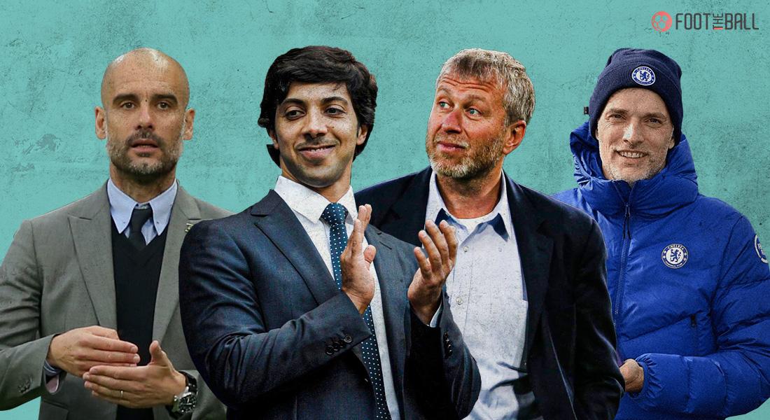 Manchester City Chelsea Super League pullout