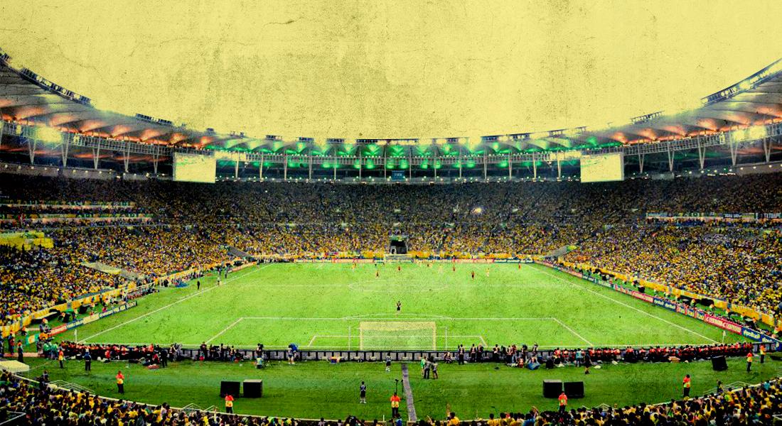 maracana famous stadium